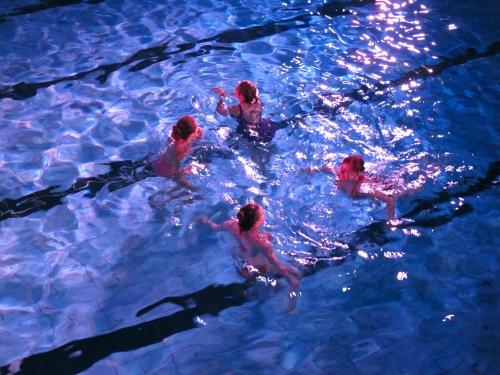 Dress Rehearsal: Swimming Audience